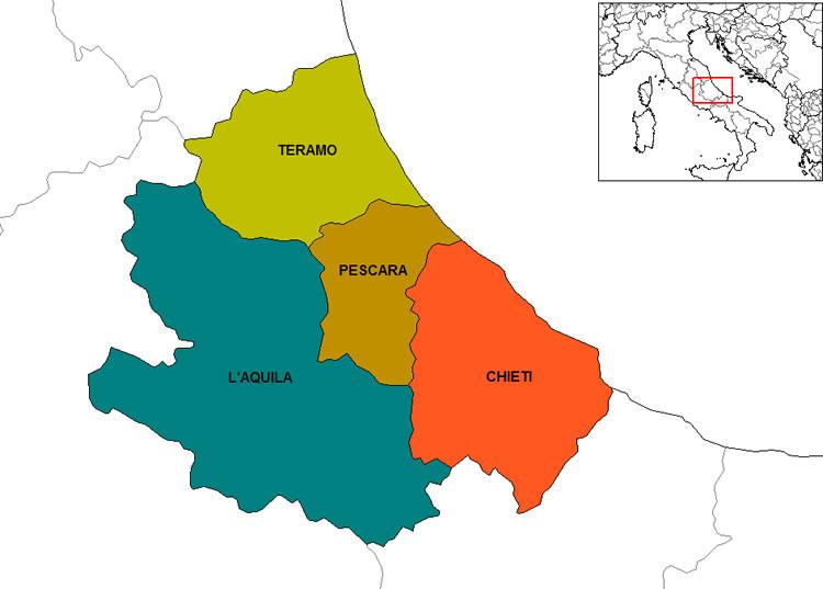 Abruzzo, Regione Abruzzo, Vacanza Abruzzo, Mare Abruzzo ...
