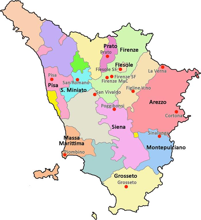 Cartina Costa Tirrenica Toscana.Toscana Regione Toscana Vacanza Toscana Mare Toscana Informazioni Toscana Toscana Vacanza Offerte Toscana